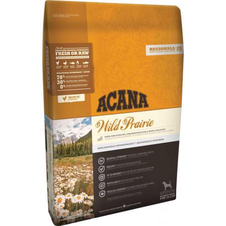 Сухой корм для собак Acana Regionals Wild Prairie с курицей и рыбой 6 кг