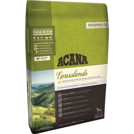 Сухой корм для собак Acana Regionals Grasslands для всех пород и возрастов с ягненком 11.4 кг