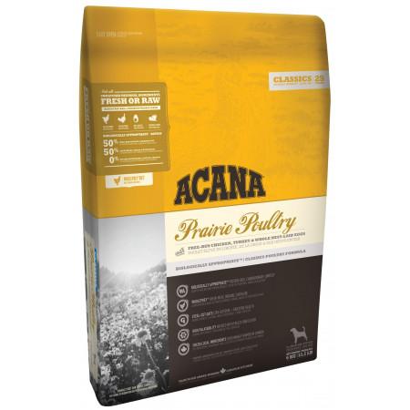 Сухой корм для собак Acana Classic Prairie Poultry с курицей и злаками 17 кг