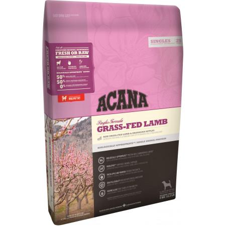 Сухой корм Acana Singles Grass-Fed Lamb для собак с чувствительным пищеварением с ягненком 17 кг