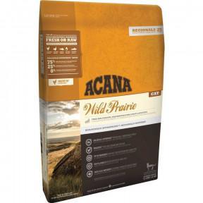 Сухой корм для кошек Acana Regionals Wild Prairie беззерновой с курицей 340 г
