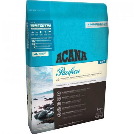 Сухой корм для кошек Acana Regionals Pacifica беззерновой рыбное ассорти 5.4 кг
