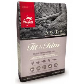 Сухой корм Orijen Fit & Trim для собак с избыточным весом 11.4 кг
