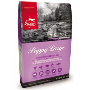 Сухой корм для щенков Orijen Puppy Large для крупных пород 11,4 кг