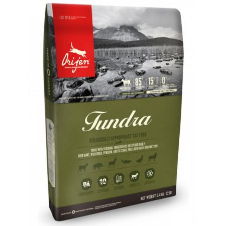 Сухой корм для кошек Orijen Tundra с мясом козы, кабана и оленя 1.8 кг