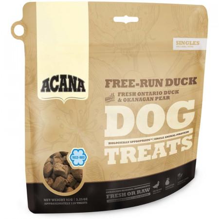 Лакомство для собак Acana Dog Treats Free-Run Duck, Утка и груша 35 г