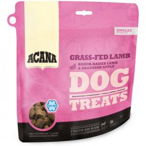 Лакомство для собак Acana Dog Treats Grass-Fed Lamb, Ягненок и яблоки 35 г