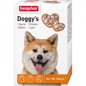 Добавка в корм для собак Beaphar Doggy's Mix 180 табл