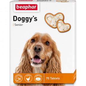 Добавка в корм для собак Beaphar Doggy's Senior 75 табл