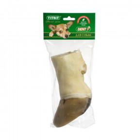 Лакомство для собак Titbit Нога говяжья резаная большая