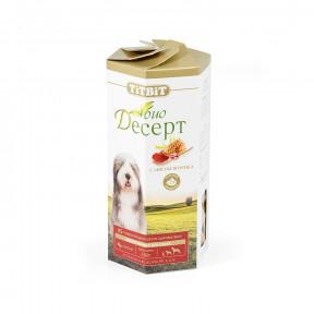 Лакомство для собак Titbit Печенье Био Десерт с мясом ягненка стандарт