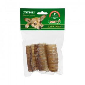 Лакомство для собак Titbit Трахея говяжья резаная