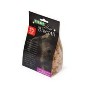 Лакомство для собак Titbit Печенье Бискотти - мини с бараниной и фруктами