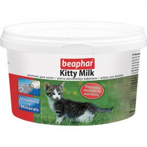 Корм для котят Beaphar Kitty Milk, сухая молочная смесь 200 г
