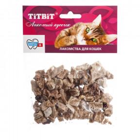 Лакомство для кошек Titbit Легкое баранье в мягкой упаковке