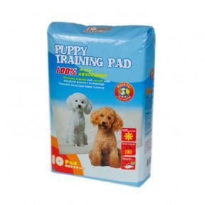 Пеленки для собак впитывающие Hush Pet 60х90 см, 10 штук