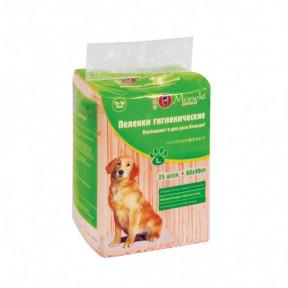 Пеленки для собак впитывающие Maneki NekiZoo Yo-Yo 60х90 см, 25 штук