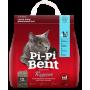 Наполнитель комкующийся Pi-Pi-Bent Классик 5 кг