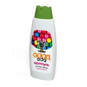 Шампунь GOOD Dog для Собак и Щенков с ароматом Bubble Gum 250 мл