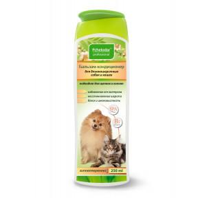 Бальзам-кондиционер Пчелодар Professional для длинношерстных собак и кошек 250мл