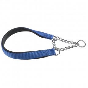 Ошейник удавка для собак Ferplast Daytona (CSS15/40), синий, 40 см