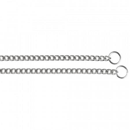 Ошейник удавка для собак Ferplast Chrome (CS1624) 50 см
