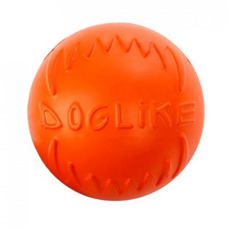 Игрушка для собак Doglike Мяч малый (оранжевый)