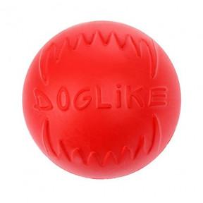 Игрушка для собак Doglike Мяч средний (коралловый)