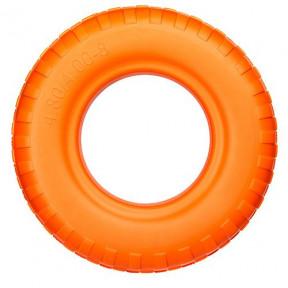 Игрушка для собак Doglike Шинка для колеса Гига оранжевая