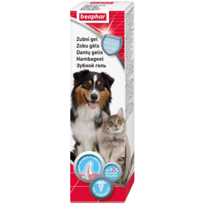 Зубной гель для кошек и собак Beaphar Tooth gel 100 г