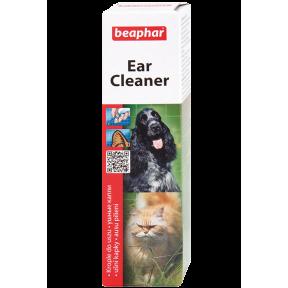 КаплиBeapharEar-Cleanerдлячисткиушейу кошек и собак50мл