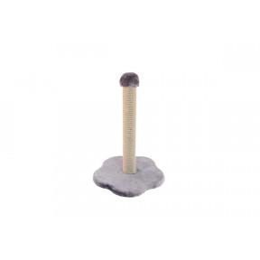 Когтеточка-столбик для кошек Дарэлл ЧИП 8312 джут 35х35х50