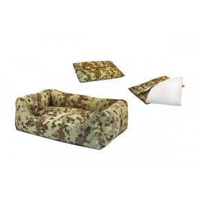 Лежанка для собак Дарэлл Хантер-Лось №4 9274 прямоугольная 80х60х21 см