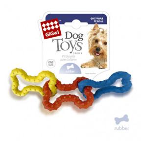 Игрушка для собак GiGwi Dog Toys Косточки для собак резиновые 3 шт (75031) 15 см