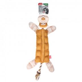 Игрушка для собак GiGwi Dog Toys Обезьяна с 19-тью пищалками (75088) 34 см