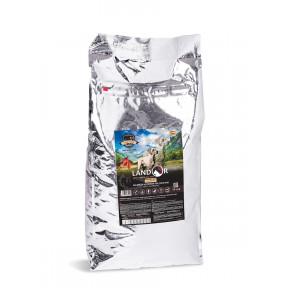 Сухой корм для щенков LANDOR Puppy Large Breed гипоаллергенный, с ягненком с рисом (для крупных пород) 15 кг