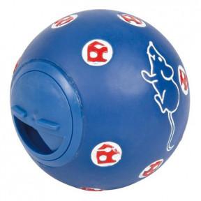 Мяч для кошек TRIXIE Cat Activity для лакомств, пластик 7.5 см