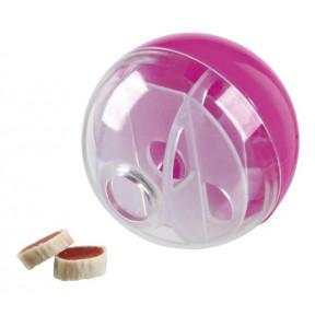 Мяч для кошек TRIXIE Cat Activity для лакомств, пластик 5 см
