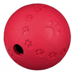 Мяч для собак TRIXIE для лакомств, резина 6 см