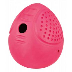 Игрушка для собак TRIXIE Roly Poly Яйцо для лакомств, 8 см