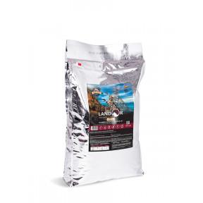 Сухой корм для кошек LANDOR Adult гипоаллергенный, с рыбой, с рисом 10 кг