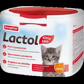 Сухая молочная смесь для котят Beaphar Lactol Kitty Milk 500 г