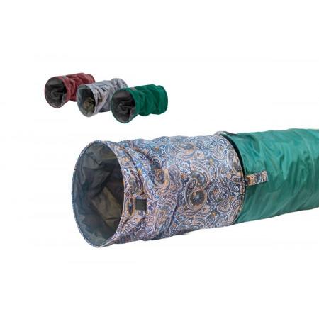 Тоннель для кошек Дарэлл ECO шуршащий, складной 24x24x50 см