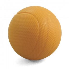 Мячик для собак Triol волейбольный, с пищалкой 5 см