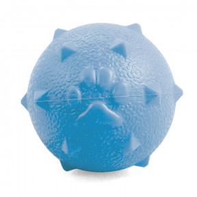 Мячик для собак Triol с шипами, с пищалкой 6 см
