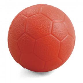 Мячик для собак Triol футбольный, с пищалкой 7.5 cм