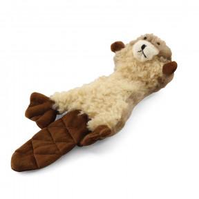 Мягкая игрушка для собак Triol Бобер с пищалкой 56 см