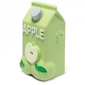 Игрушка для собак Triol Mini Dogs Яблочный сок, латекс, с пищалкой 9 см