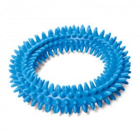 Игрушка для собак Triol Кольцо с шипами, цельнолитая резина 11.5 см