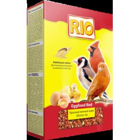 Корм RIO Eggfood Red красный яичный для птиц с красным оперением 350 г